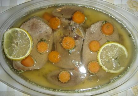 Рецепты из говяжьего языка вторых блюд 4