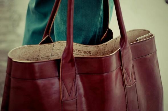 Большая сумка своими руками фото