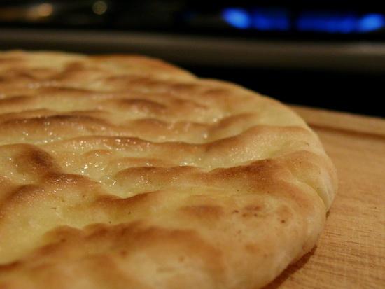 хачапури-на-сковороде