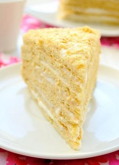 торт-рыжик