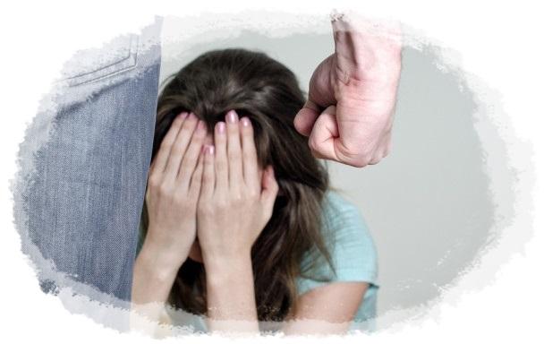 Если муж бьет жену