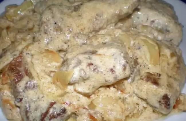 Как готовить гуляш из мяса как в детском саду