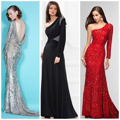 Экстравагантные вечерние платья