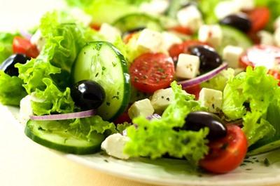 салат греческий