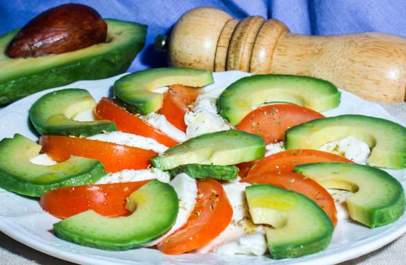 Рецепты из авокадо для похудения