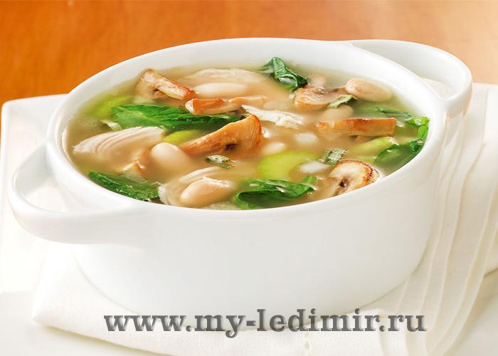 рецепты самых диетических супов