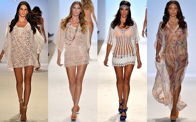 Все для кройки и шитья, вязание, схемы, трикотажные туники 2015, фото - новинки моды своими