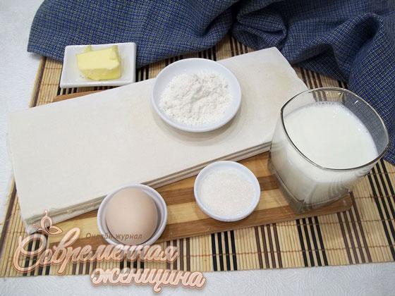 Рецепт торта наполеона из замороженного теста