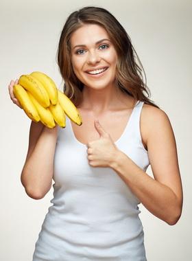 Как похудеть на банановой диете: фото результатов, меню питания и правильный выход
