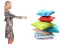 Как выбрать подушку для  хорошего сна