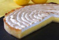 Лимонная меренга— чудеснейший легкий десерт