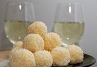 Золотистые и вкусные сырные шарики
