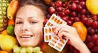 Какие витамины нужны для волос и ногтей