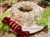 Новый салат Оливье— традиционные вкусы в новой упаковке