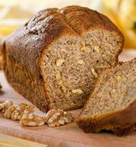 Банановый хлеб – простой шедевр индийской кухни у вас дома