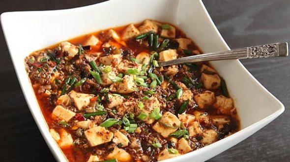 как приготовить тофу по китайски