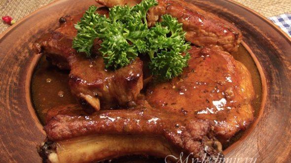 мясо свинины в пиве рецепты