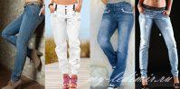Как правильно носить джинсы и выглядеть стильно