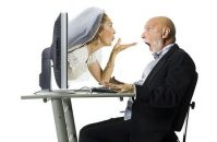 О знакомствах по интернету или Похождения интернет Казановы