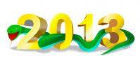 Как встречать год змеи 2013