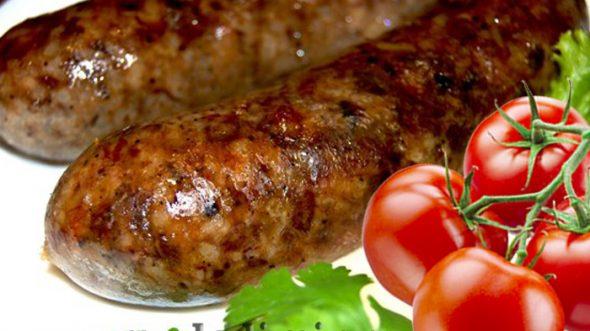 рецепт домашней колбасы из печенки