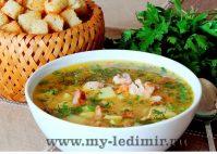Постные супы с фасолью чечевицей и грибами