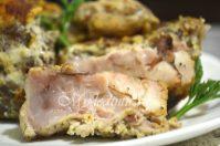 Кролик тушеный в сметане в мультиварке— блюдо на Бис