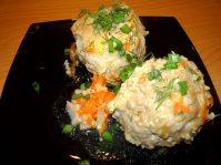 Тефтели мясные с рисом
