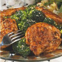 Сытное мясо под соусом: блюдо для первой группы крови