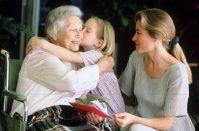 Отношение к старикам должно быть правильным