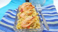 Паэлья с креветками— рецепт испанской кухни