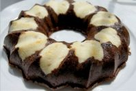 Красивый и вкусный пирог с творогом
