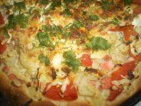 Быстрая пицца с красивым названием— Маргаритка