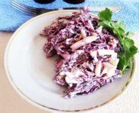 Салат из краснокочанной капусты— 2 рецепта