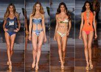 Лето 2012— модные купальники