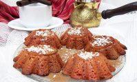 Как приготовить творожное суфле со свеклой и орехами