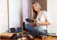 Как ухаживать за обувью чтобы прослужила долго