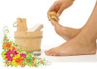 Как можно избавиться от запаха ног