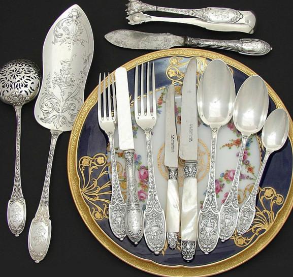 Чем хорошо чистить серебро в домашних условиях