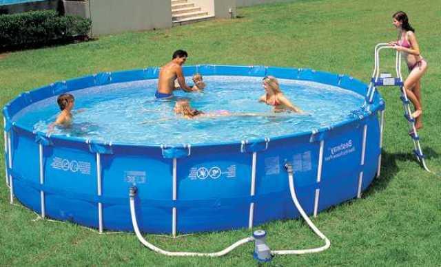 переносной бассейн
