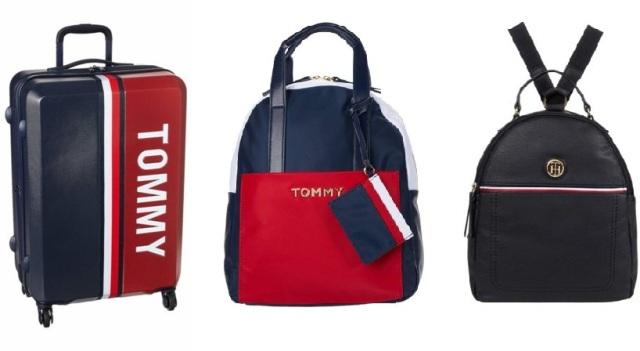 чемодан и рюкзаки