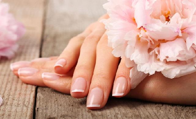руки и цветочки