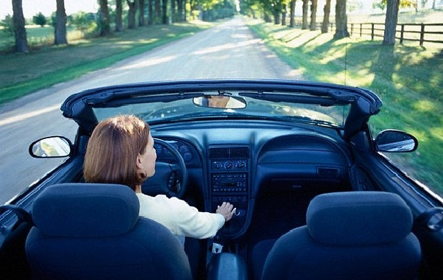 путешествие за рулём