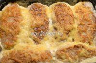 Колдуны с мясом . Рецепт из белорусской кухни