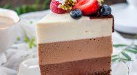 Торт «Три шоколада»: рецепты изысканных десертов