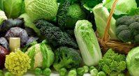 Блюда из разных видов капусты