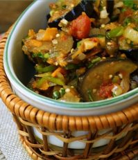 Аджапсандали— вкусное кавказское рагу