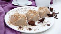 Желе из сметаны и шоколада— нежнейший десерт