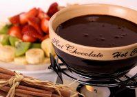 Домашний горячий шоколад — рецепт для романтиков