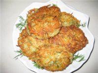Узнай как приготовить драники картофельные